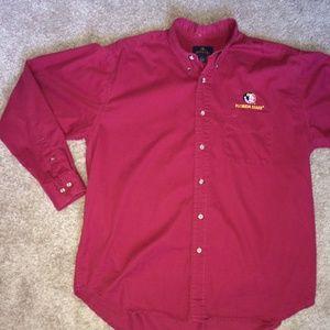 Antigua FSU Long Sleeve Size L Seminole